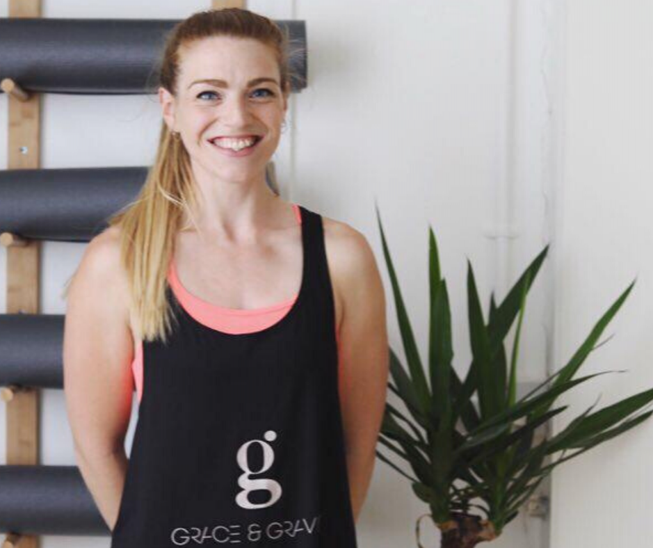 Come join our friendly classes at Grace and Gravity Studio